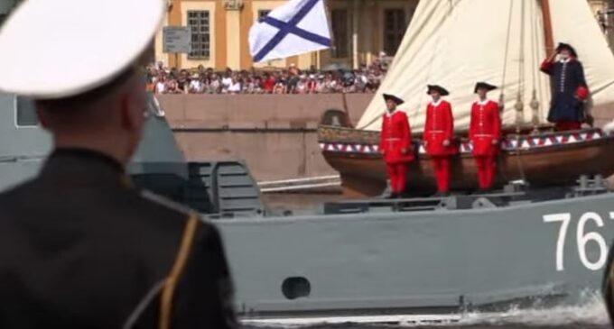 Петр I: «Были бы корабли, а моря я найду». Президентская библиотека – о создании Военно-Морского Флота России