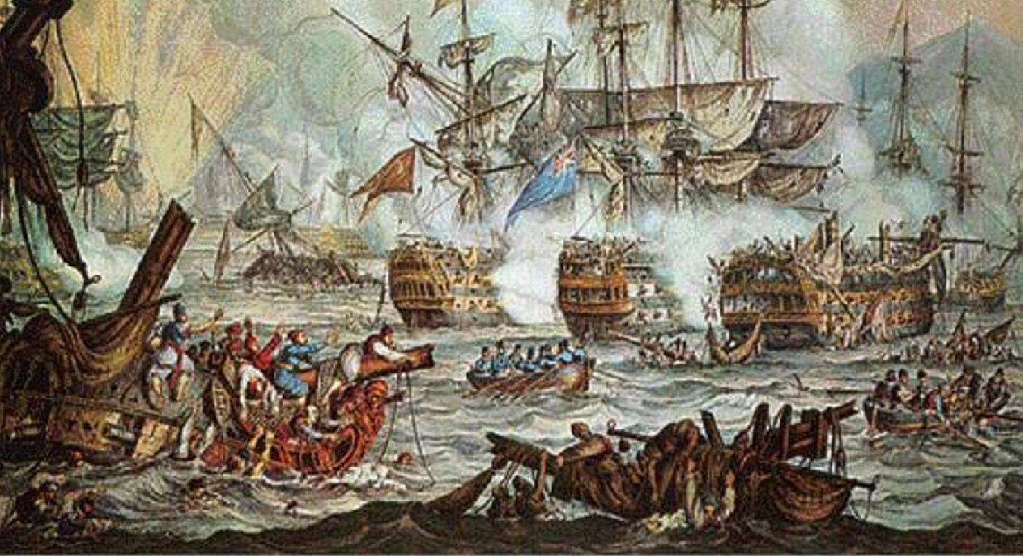 гангутское-сражение