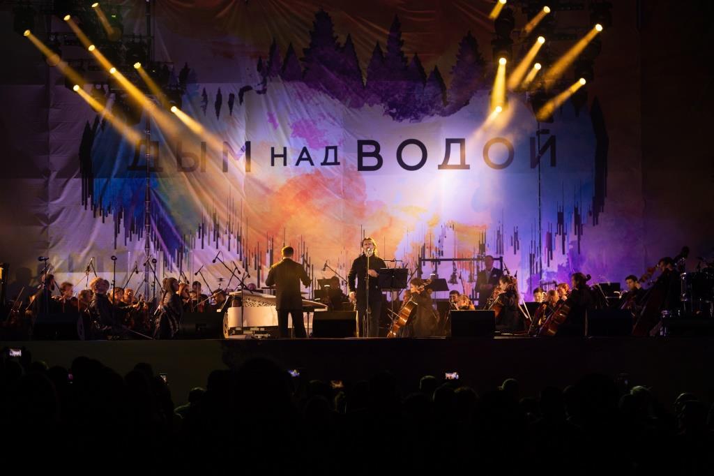 Александр Дрозденко: «Да здравствует музыка!». Симфоническая и рок…