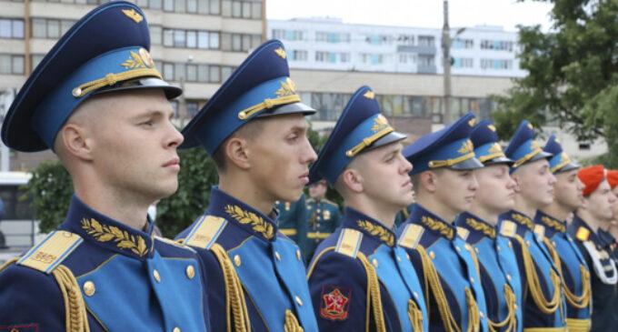 В Санкт-Петербурге на площади Победы почтили память защитников города-героя Ленинграда
