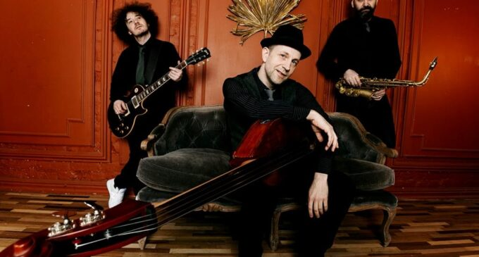 Billy's Band: «Отрываясь по-питерски»…