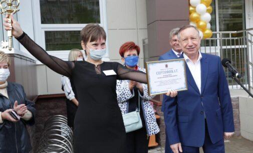 В Колпино с 6 сентября начнёт работу новый детский сад на 220 мест