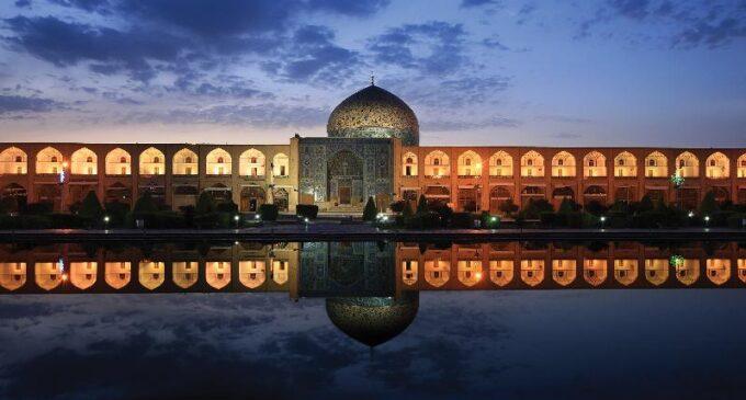 В «Царском Селе» открылась выставка «Исфахан. «Половина мира» в 30 кадрах»