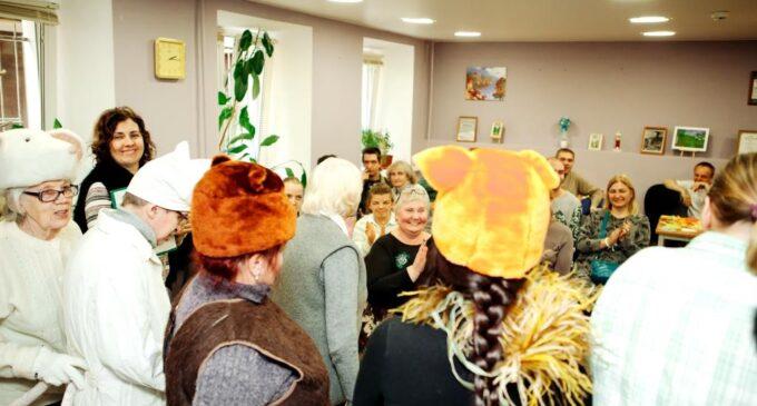 «Лига помощи» Санкт-Петербурга. Чтоб веселее стало всем, чтоб праздник — каждый день…