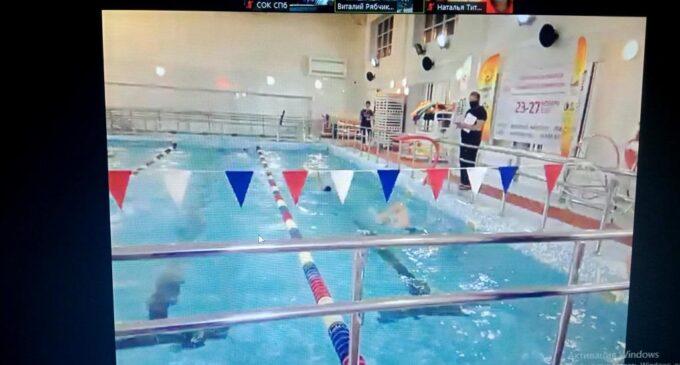 «Удаленка» как спортивные реалии дня. Даже в бассейне!