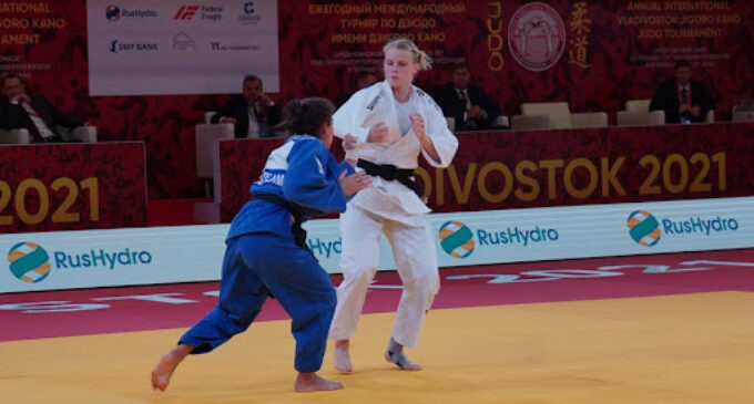 Чистая победа: сборная Россия выиграла международный турнир по дзюдо